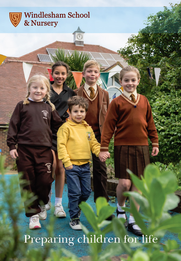 Windlesham School Brighton - Prospectus